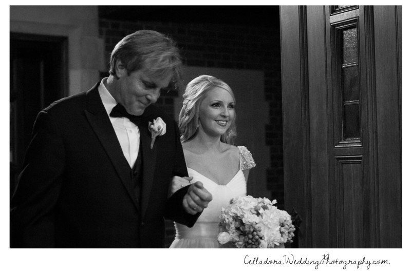bride-with-father-800x534 Laura and Kevin Nashville Wedding at Scarritt Bennett
