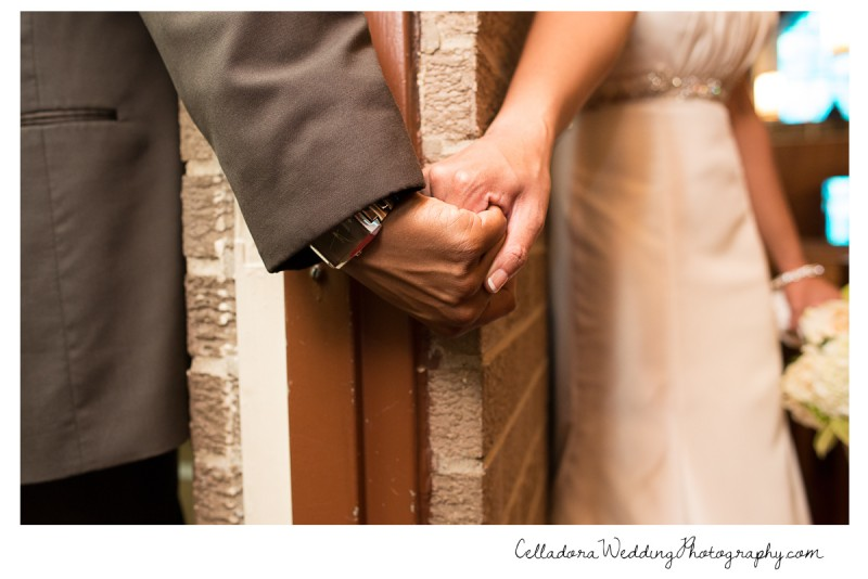 first-look-hands-around-door-800x534 Happy Valentines Day | Nashville Wedding Photographers