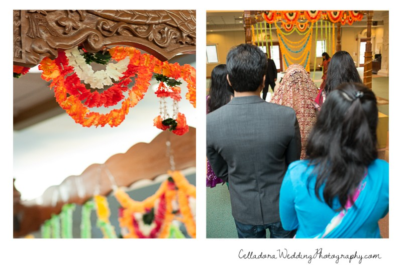 brides-entrance-800x534 Nashville Indian Wedding Photographer