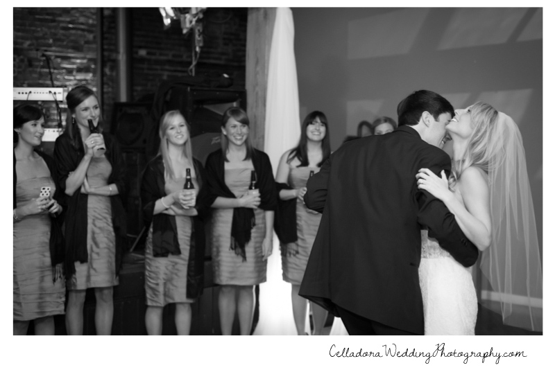 first-dance Catherdral of the Incarnation Wedding | Avenue Reception | Erin + Zach
