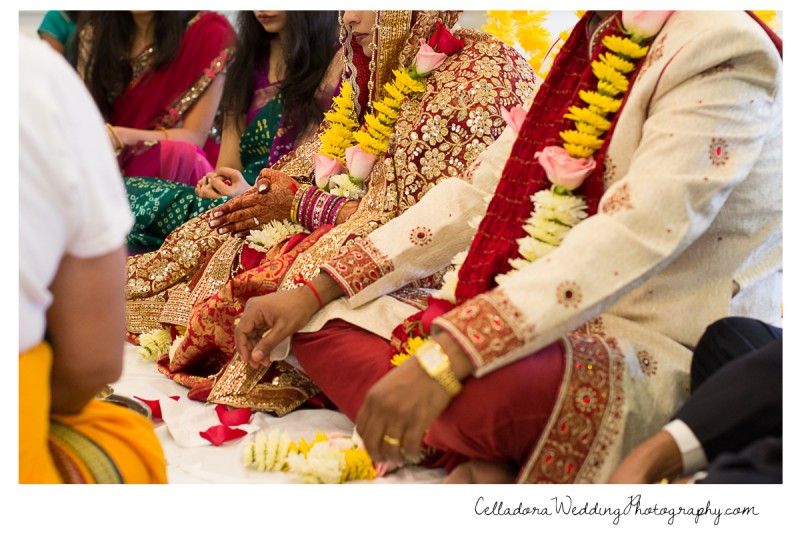 indian-bride-and-groom-ceremony-800x534 Nashville Indian Wedding Photographer