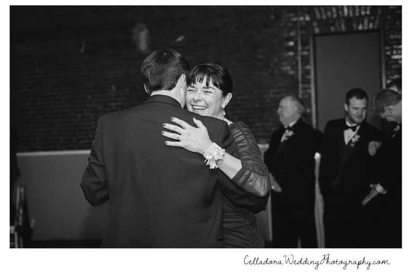 mother-son-dance Catherdral of the Incarnation Wedding | Avenue Reception | Erin + Zach