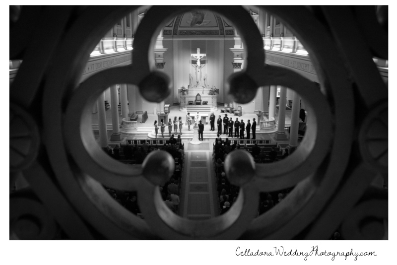 nashville-wedding-cathedral-incarnation Catherdral of the Incarnation Wedding | Avenue Reception | Erin + Zach