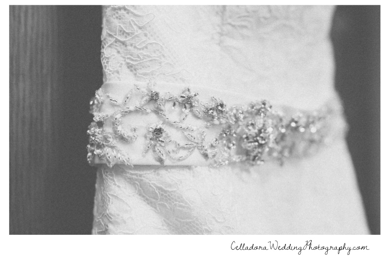 wedding-dress-detail Catherdral of the Incarnation Wedding | Avenue Reception | Erin + Zach