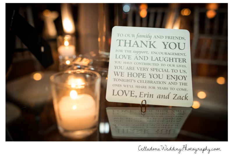 wedding-thank-you-card Catherdral of the Incarnation Wedding | Avenue Reception | Erin + Zach