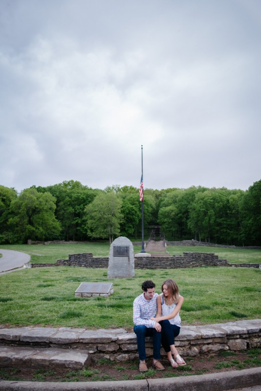 percy-warner-park-engagement-session-534x800 Nashville Engagement Photographer | Percy Warner Park