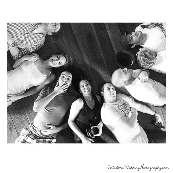 photographers-laying-on-floor Nashville Photographers Having Fun At PhotoPalooza2013