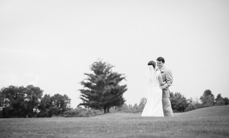 black-and-white-wedding-800x484 Catherine and Zach Hermitage, TN Outdoor Wedding