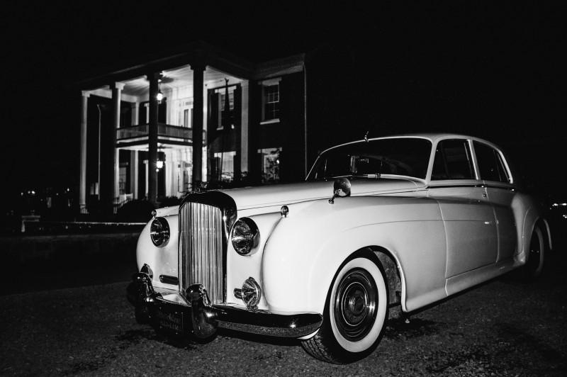brentwood-country-club-wedding-car-800x532 Blair + Hunter Brentwood, TN Wedding