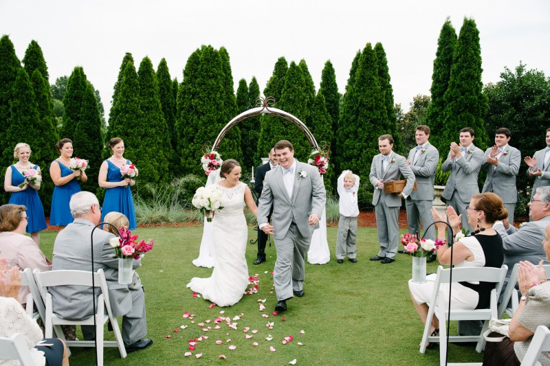 bride-and-groom1-800x533 Catherine and Zach Hermitage, TN Outdoor Wedding