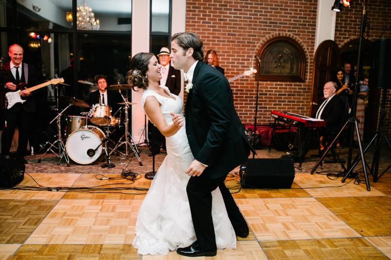 epic-first-dance-800x533 Blair + Hunter Brentwood, TN Wedding