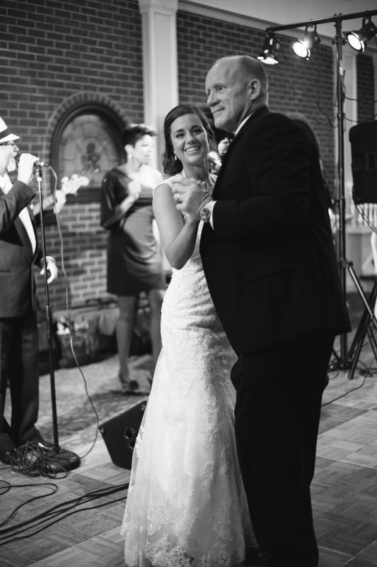 father-bride-533x800 Blair + Hunter Brentwood, TN Wedding