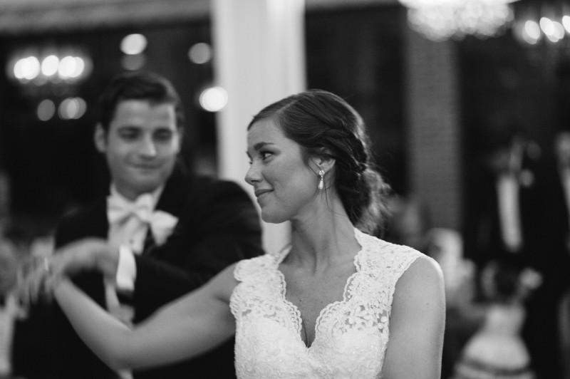 first-dance-bw-800x532 Blair + Hunter Brentwood, TN Wedding