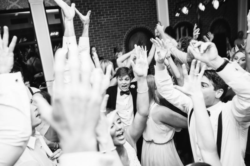 hands-up-dancing-800x532 Blair + Hunter Brentwood, TN Wedding