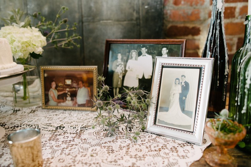 vintage-styled-wedding-details-800x533 One Cannery Ballroom Nashville 4th of July Wedding   Brian and Jenna