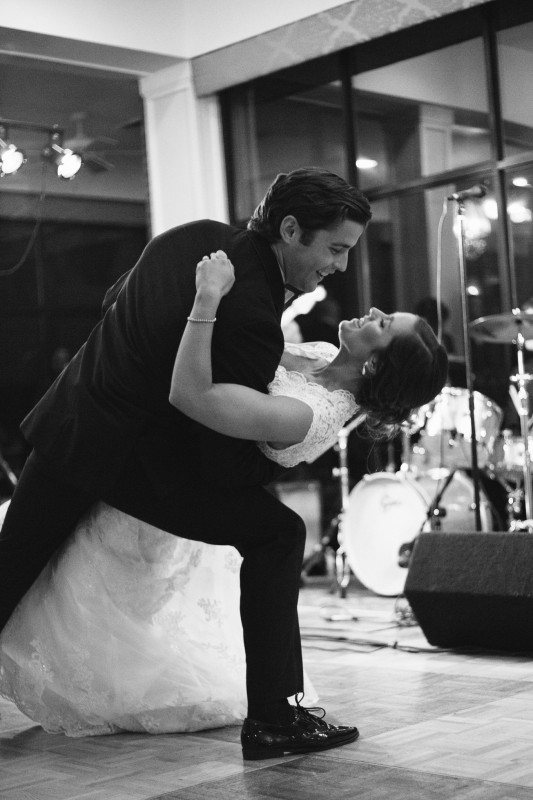 wedding-dance-dip-533x800 Blair + Hunter Brentwood, TN Wedding