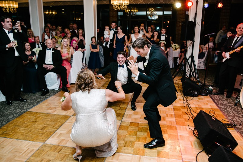 wedding-get-low-800x533 Blair + Hunter Brentwood, TN Wedding