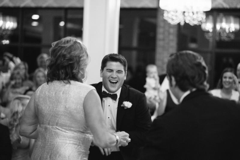 wedding-laughing-800x532 Blair + Hunter Brentwood, TN Wedding
