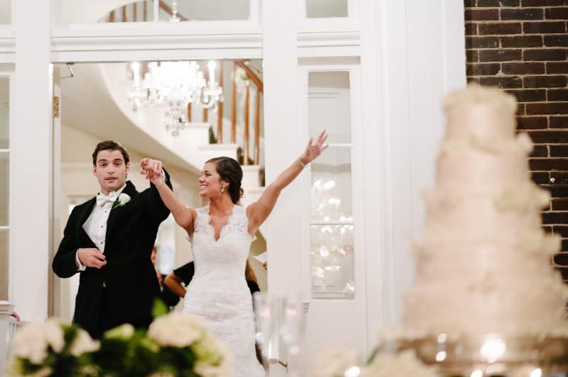 wedding-reception-entrance-800x532 Blair + Hunter Brentwood, TN Wedding