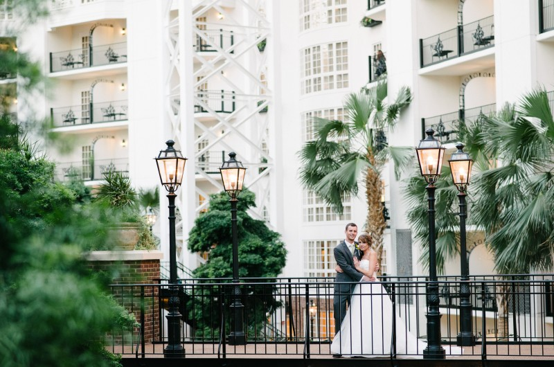 gaylord-hotel-wedding-photography1-800x530 Opryland Hotel Wedding in Nashville, TN - Dawn + Keith