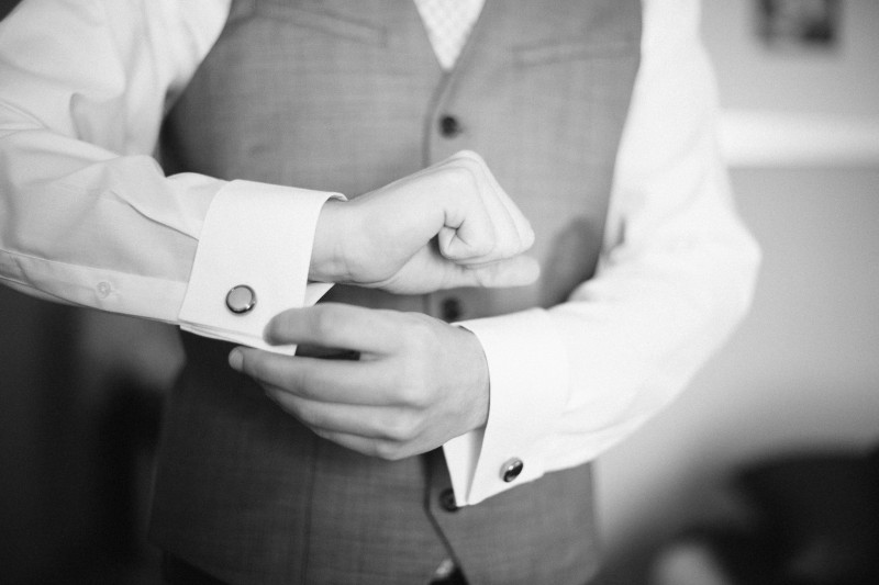 groom-cufflinks1-800x533 Opryland Hotel Wedding in Nashville, TN - Dawn + Keith
