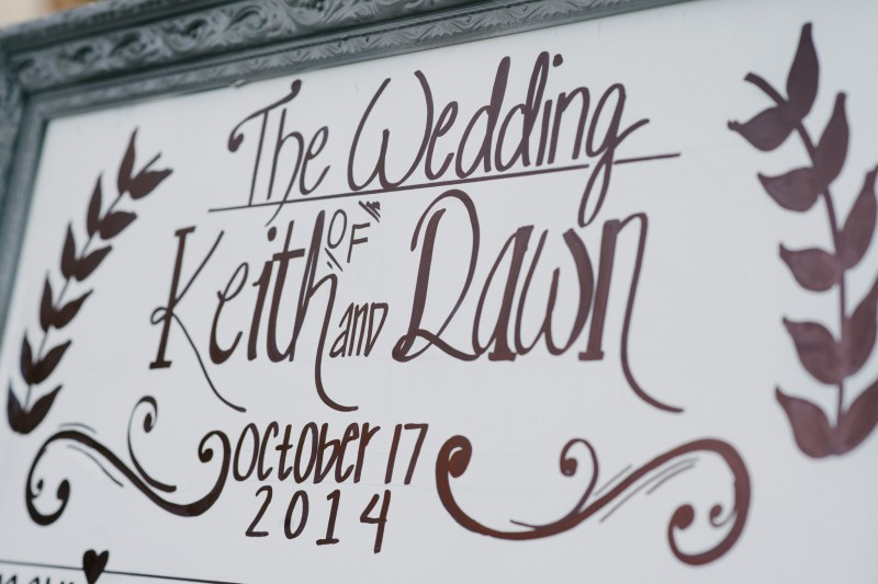 wedding-signage1-800x533 Opryland Hotel Wedding in Nashville, TN - Dawn + Keith