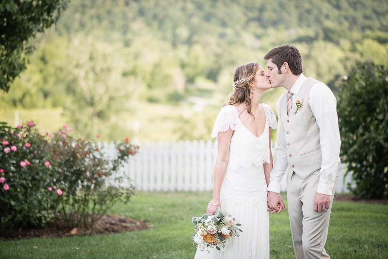 bride-and-groom-800x534 Front Porch Farms Wedding - Taylor and William