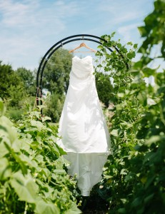wedding-dress-hanging-outdoors-231x300 Wedding Dress Hanging in Garden