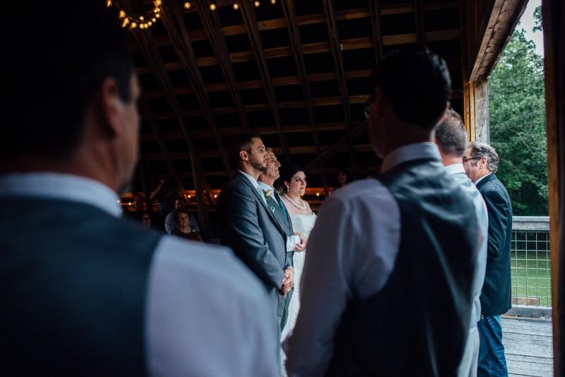 bride-groom-father-800x534 Outdoor Barn Wedding | Murfreesoro, TN | Paul and Amanda