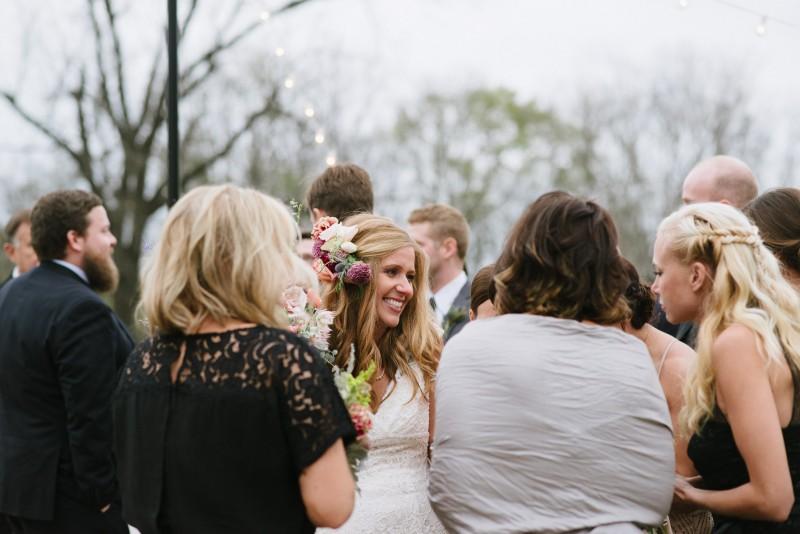 bride-showing-off-ring-800x534 Laurie + Craig - Antrim Wedding   Columbia, TN