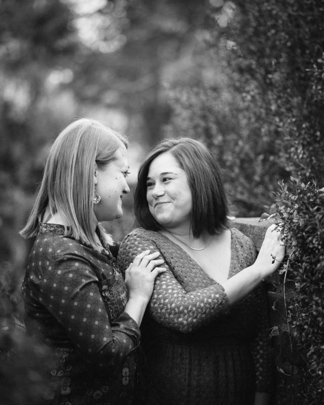 couple-in-love-640x800 Amy + Tara Engagement Session | Nashville, TN