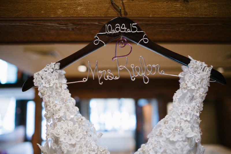 custom-hanger-800x534 Kristen and Nick Wedding at aVenue | Nashville, TN