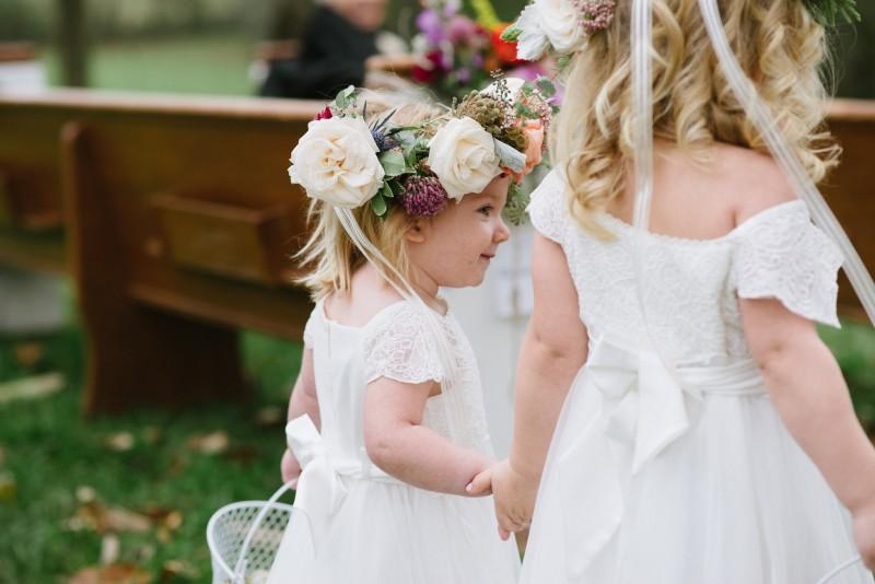 cute-flower-girls-800x534 Laurie + Craig - Antrim Wedding   Columbia, TN