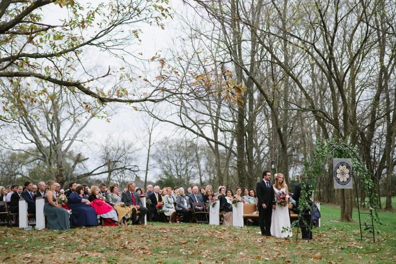 fall-cold-weather-wedding-800x534 Laurie + Craig - Antrim Wedding   Columbia, TN