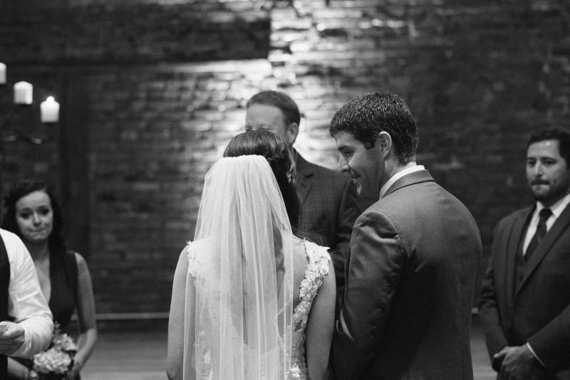 groom-looking-at-bride-800x534 Kristen and Nick Wedding at aVenue | Nashville, TN