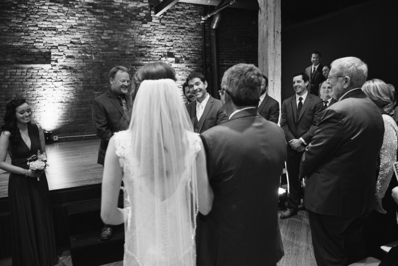 groom-seeing-bride-800x534 Kristen and Nick Wedding at aVenue | Nashville, TN