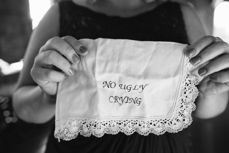 no-ugly-crying-800x534 Elisa + Jerrad Wedding | Balinese Ballroom | Memphis, TN