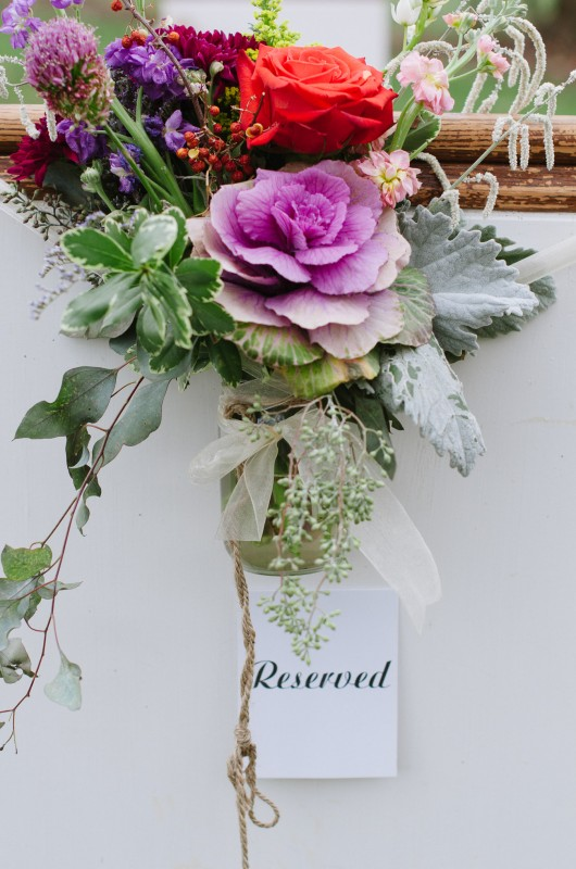 reserved-flowers-sign-530x800 Laurie + Craig - Antrim Wedding   Columbia, TN