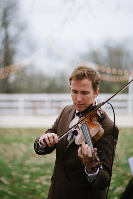 violinist-wedding-534x800 Laurie + Craig - Antrim Wedding   Columbia, TN