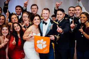 clemson-flag-at-wedding-300x200 clemson-flag-at-wedding