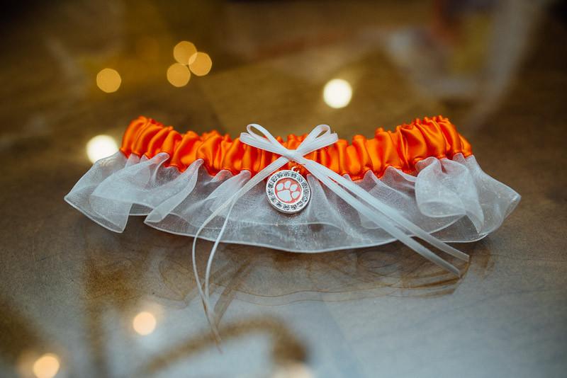 clemson-wedding-garter-800x534 Julia and Wes | Nashville, TN Winter Wedding | Gaylord Opryland Hotel