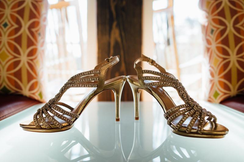 gold-wedding-shoes-detail-800x534 Rachel + Kyle | Nelson Andrews Lodge | Nashville, TN