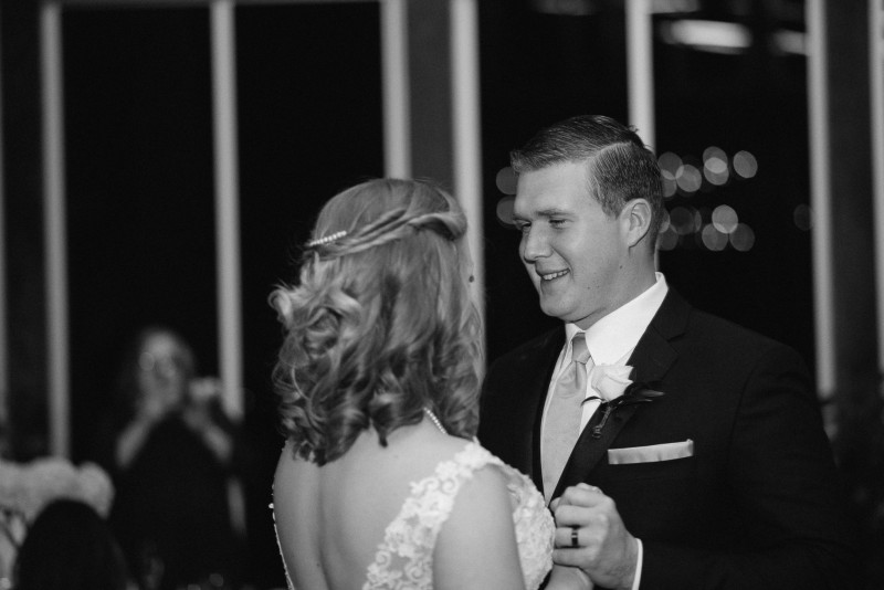 groom-looking-at-bride-800x534 Rachel + Kyle | Nelson Andrews Lodge | Nashville, TN