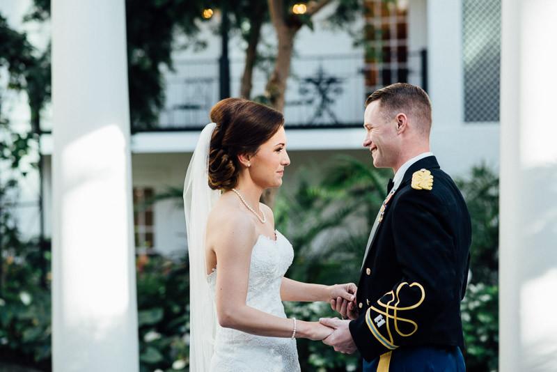 smiling-groom-800x534 Julia and Wes | Nashville, TN Winter Wedding | Gaylord Opryland Hotel