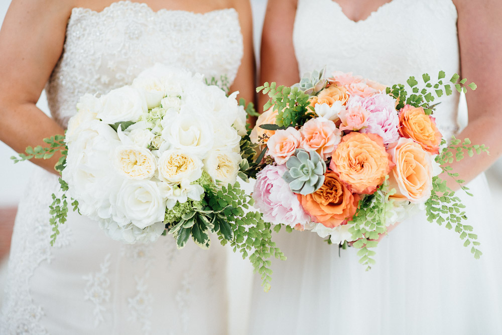 flowers-by-laurie-marie-atkinson Amy + Tara | Travellers Rest Plantation Wedding