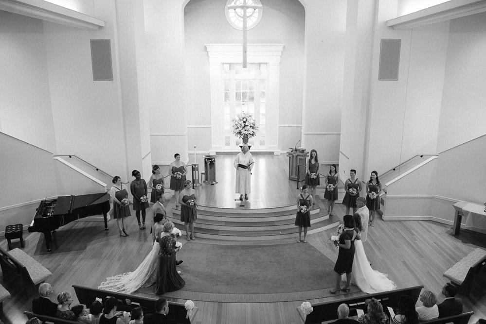 second-presbyterian-church-nashville-wedding Amy + Tara | Travellers Rest Plantation Wedding