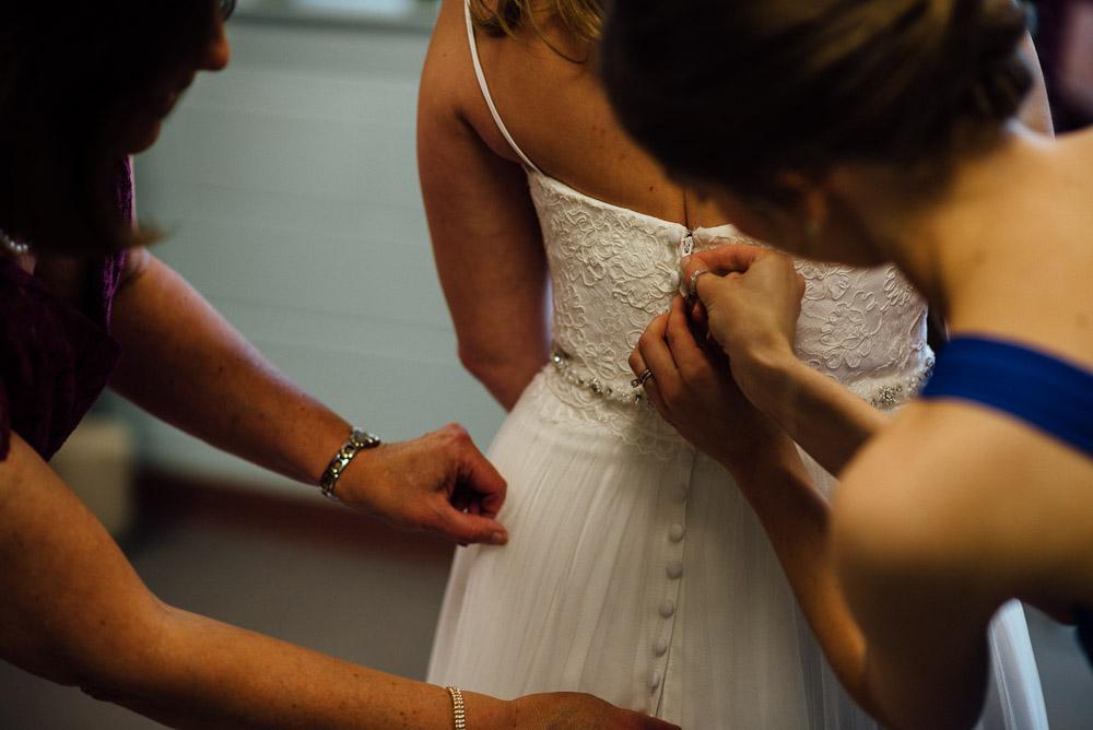 wedding-dress Amy + Tara | Travellers Rest Plantation Wedding