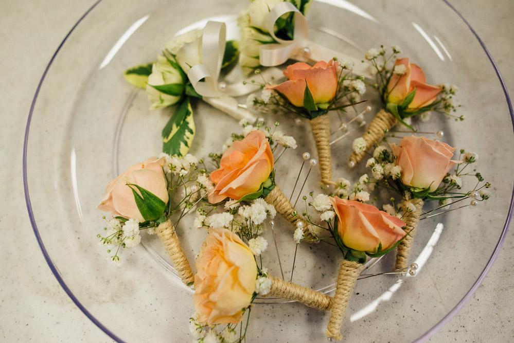 wedding-flowers Amy + Tara | Travellers Rest Plantation Wedding