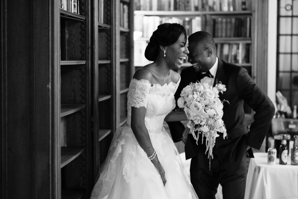 black-and-white-photography Cloisters Castle Wedding | Towson Maryland