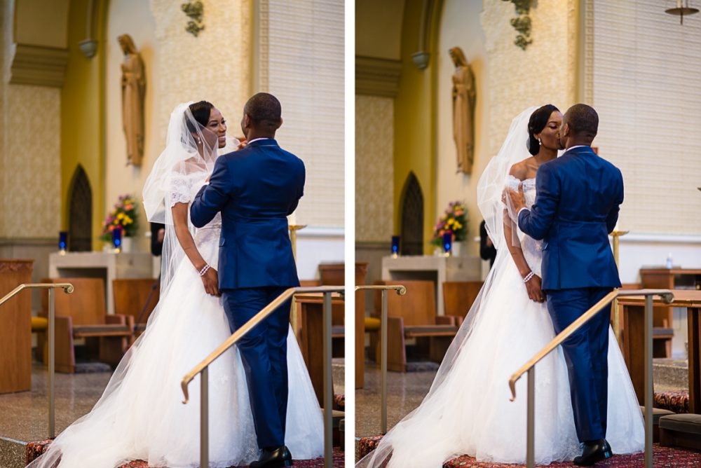 first-kiss-dyptich-e1475269029121 Cloisters Castle Wedding | Towson Maryland